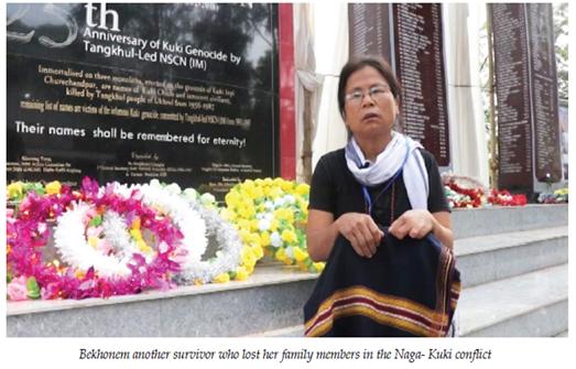 Negotiating Ethnic Politics for homeland in Manipur