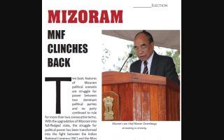 MIZORAM MNF CLINCHES BACK