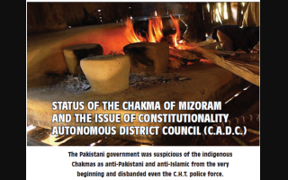 Status of the Chakma of Mizoram and the Issue of C.A.D.C