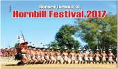 Record turnout at Hornbill Festival 2017