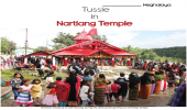 Tussle in Nartiang Temple