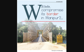 Will India compromise its border in Manipur?