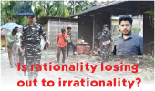 Is rationality losing out to irrationality?
