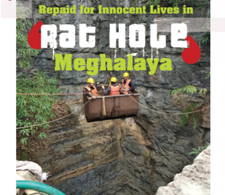 Illicit Mining Once Again… Repaid for Innocent Lives in Meghalaya's 'Rat Hole'