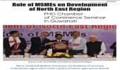 Role of MSMEs on Development of North East Region