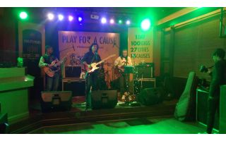 100 Pipers' 'Play for a Cause' performance in Shillong
