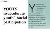 YOOTS to accelerate youth's social participation