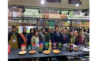 First edition of 'North East Food Show' kicks off in Shillong