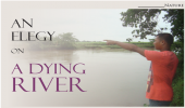 An elegy on a dying river