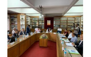CM held review meeting with MEECL