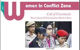 Women In Conflict Zone