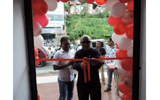 Sony India open first showroom in Shillong