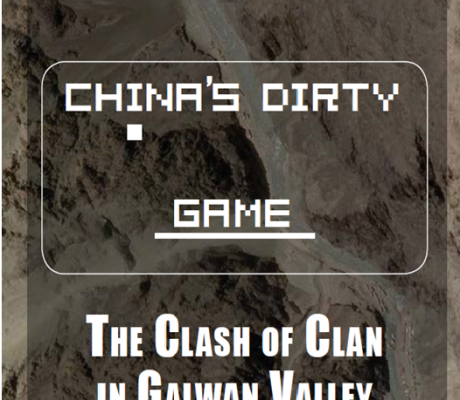 CHINA'S DIRTY GAME