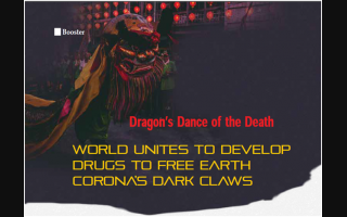 Dragon's Dance of the Death