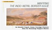 Mapping the Indo-Nepal Border Issue