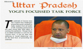 Uttar Pradesh: Yogi's Focussed Task Force