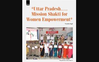 Uttar Pradesh…..Mission Shakti for Women Empowerment