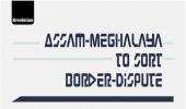 Assam-Meghalaya to sort Border-Dispute